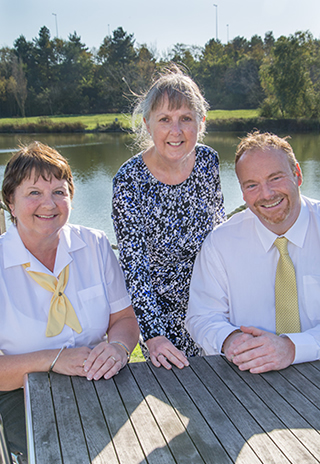 Our Bereavement Centre Team