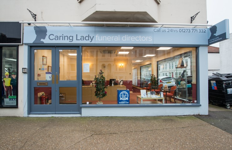 Caring Lady Funeral Directors Hove