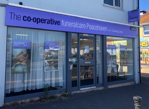 Caring Lady Funeral Directors, Peacehaven